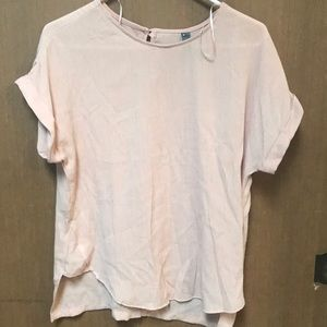Tops - Rose pink blouse